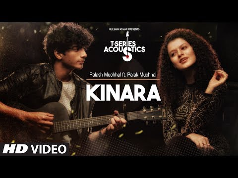 Kinara Song (Video) | T-Series Acoustic | Palash Muchhal Feat. Palak Muchhal thumbnail