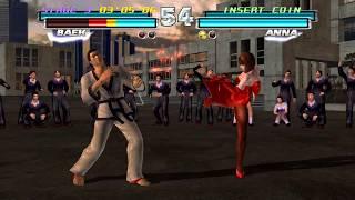Tekken Tag Tournament HD PS3 720p 60fps Gameplay