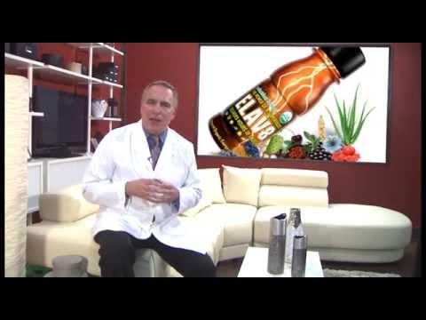 NuVerus Elav8 Organic Superfood Energy Drink