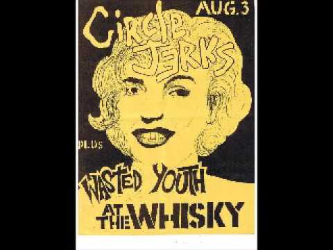 Wasted Youth - Live @ Whisky A Go-Go, Hollywood, CA, 8/3/81
