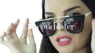 Do your eye makeup in 1 second using only 1 product.....episode 12 Thumbnail