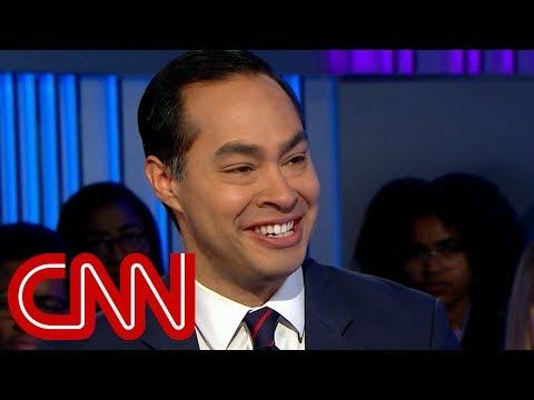 Julian Castro on how he'll be Trump's nightmare opponent