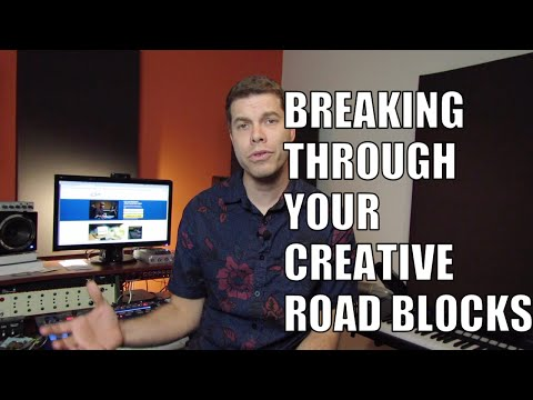 How to BREAK through your creative roadblocks. Feeling lost with your Music.