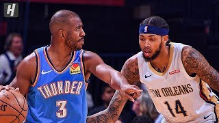 New Orleans Pelicans vs Oklahoma City Thunder - Full Highlights | November 29 | 2019-20 NBA Season