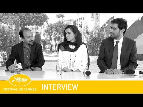 FORUSHANDE - Interview - EV - Cannes 2016