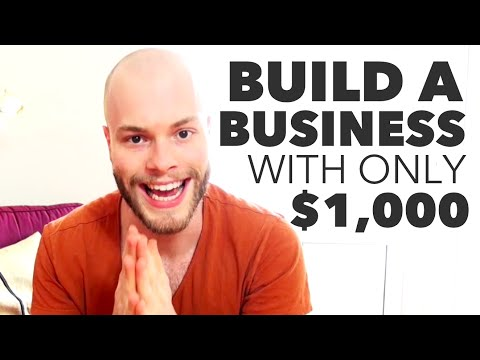 How To Start A Business With Little Money & How To Build An Online Business With No Capital | #006