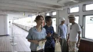麻耶ちゃんと横浜デート 氷川丸、山下公園からマリンタワーへ、横浜理想...