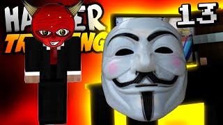 Minecraft HACKER TROLLING - STAFF MEMBER USING HACKS!! - Ep. 13 ( Minecraft 1.8 Hacks )
