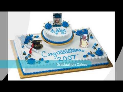 Different Graduation Cakes