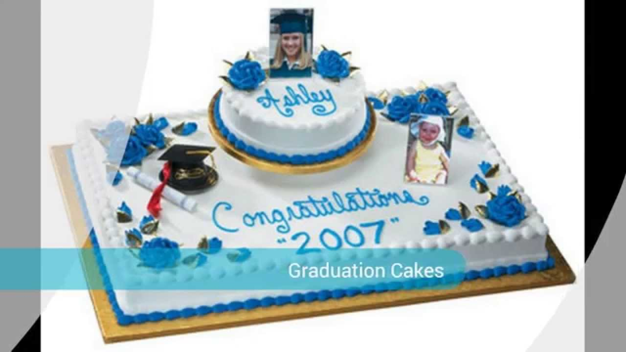Wilton Graduation Cake Ideas