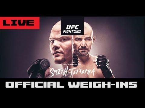 UFC on ESPN+ 29 live updates recap: Glover Teixeira defeats ...