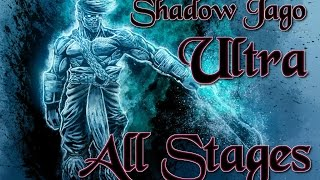 Killer Instinct Shadow Jago Double Ultra All Stages