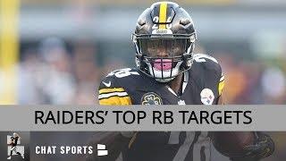 Oakland Raiders' Top 5 RB Targets In 2019 Featuring Le'Veon Bell, Mark Ingram, Leonard Fournette