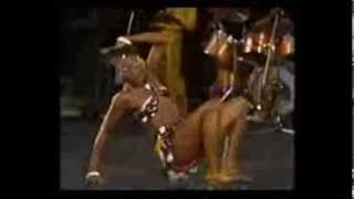 Black Zulu ~ Authentic African Twerking ~ Music by Gino Goss Thumbnail