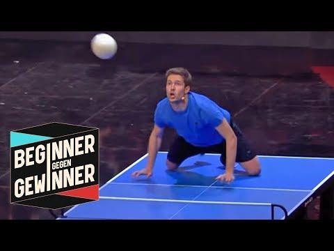 Headis: Krasser Körpereinsatz bei doppelter Platte   Beginner gegen Gewinner   ProSieben