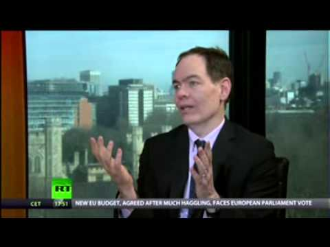 Planet Ponzi- Financial Derivative Fraud & Toxic Debt- Mitch Feierstein on Keiser Report