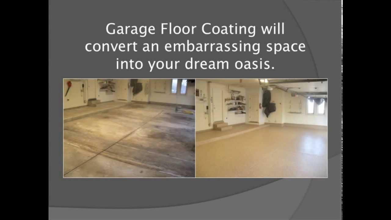Garage Floor Coatings Of Southwest Ohio
