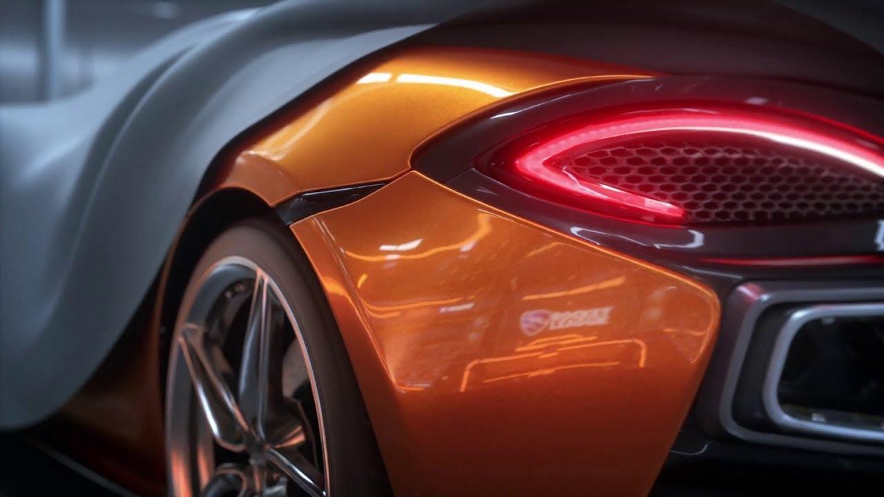 "ROCKET LEAGUE ""McLaren 570S Car Pack"" Trailer - YouTube"
