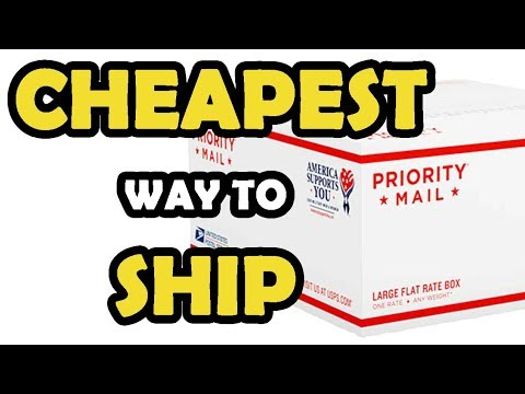 Cheapest Way to Ship a Package - In 3 Easy Steps
