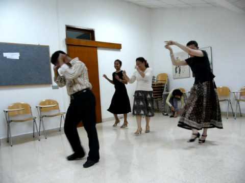 15mei09 - Baccata- Latin dance course in Jakarta.MOV