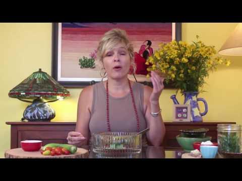 Healthy Vegan Greek Salad Recipe!