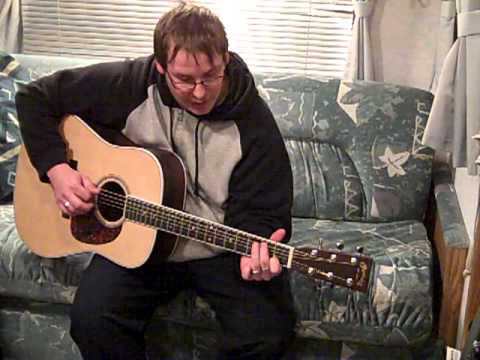 NEW MARTIN D-16RGT  new song-Poor Boys Delight (cover)