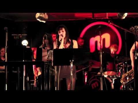 NSCC Soul Night (Grooveera) Try a Little Tenderness (Giverny Mercier)