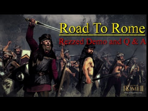 Road To Rome #3: Rezzed Live Demo & Q&A