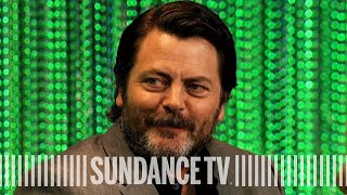 Parks & Recreation | Nick Offerman's Woodshop | Behind The Story