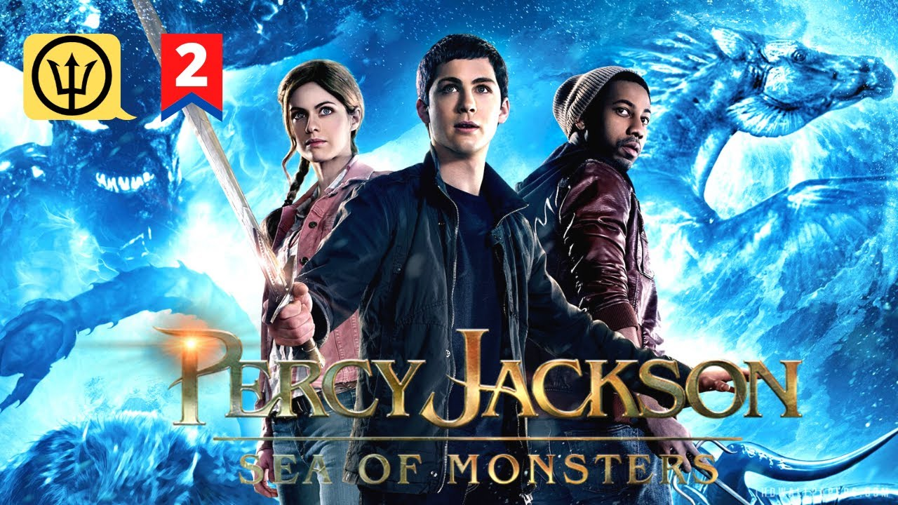 Download Percy Jackson: Sea of Monsters Explained In Hindi | Pratiksha Nagar