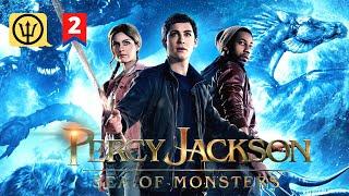Percy Jackson: Sea of Monsters Explained In Hindi | Pratiksha Nagar