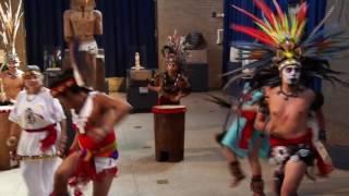 Danza Azteca Fuego