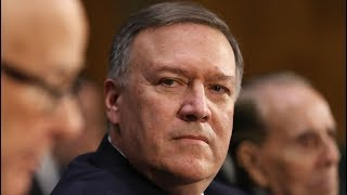 New Secretary Of State Loves Torture, NSA Spying