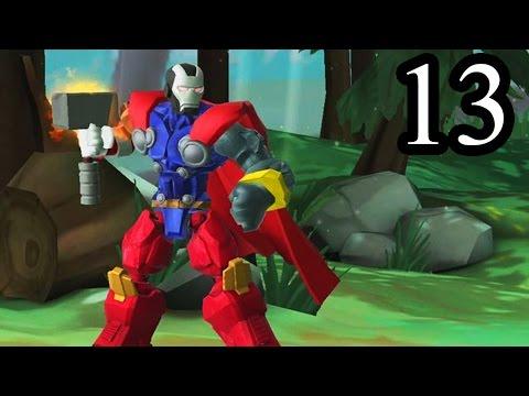 Mix+Smash Marvel Super Hero Mashers Superheroic | Mix Hulk, Mix Iron Man Part 13