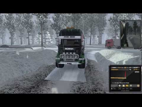 Truckers map by.goba6372.r15 ч2