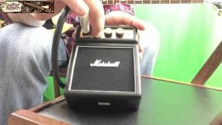 Video Marshall MS2 Micro Amp Review - Demoing the Marshall MS-2 Mini Amp download MP3, 3GP, MP4, WEBM, AVI, FLV Juni 2018