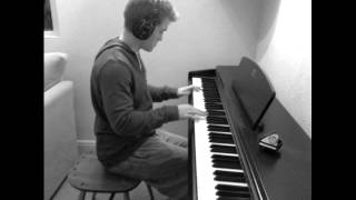 Beneath Your Beautiful - Labrinth ft. Emeli Sande - Piano Solo