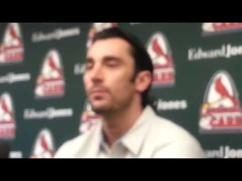 Cardinals All-Star Matt Carpenter