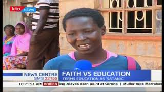 Education is Satanic: Woman says education is evil, she withdrew her children from school