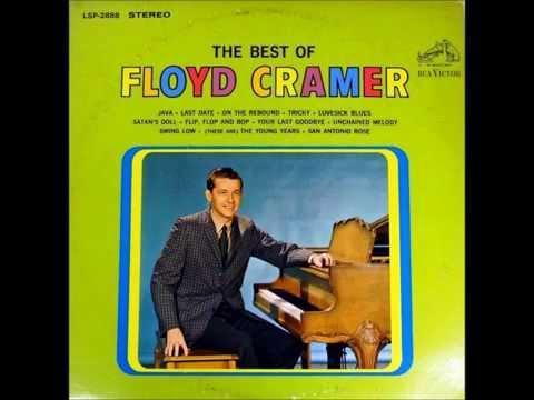 Last Date , Floyd Cramer , 1960 Vinyl