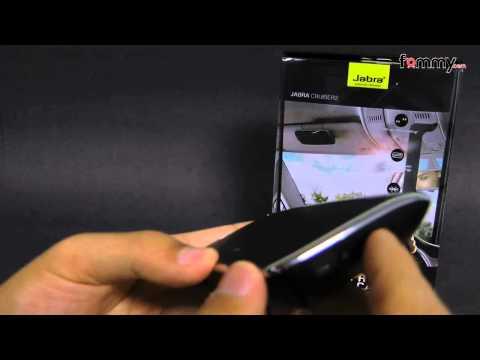 Jabra® CRUISER II Bluetooth Speakerphone Review in HD
