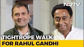 Kamal Nath For Madhya Pradesh, Rahul Gandhi Hints In Tweet