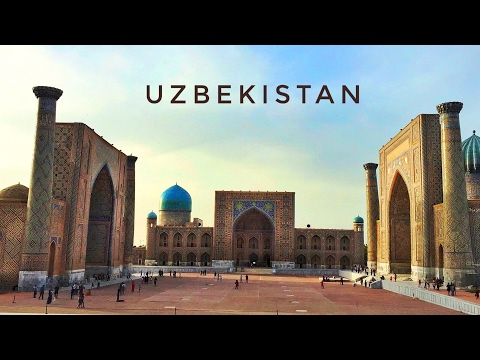 🇺🇿 Uzbekistan: a travel documentary