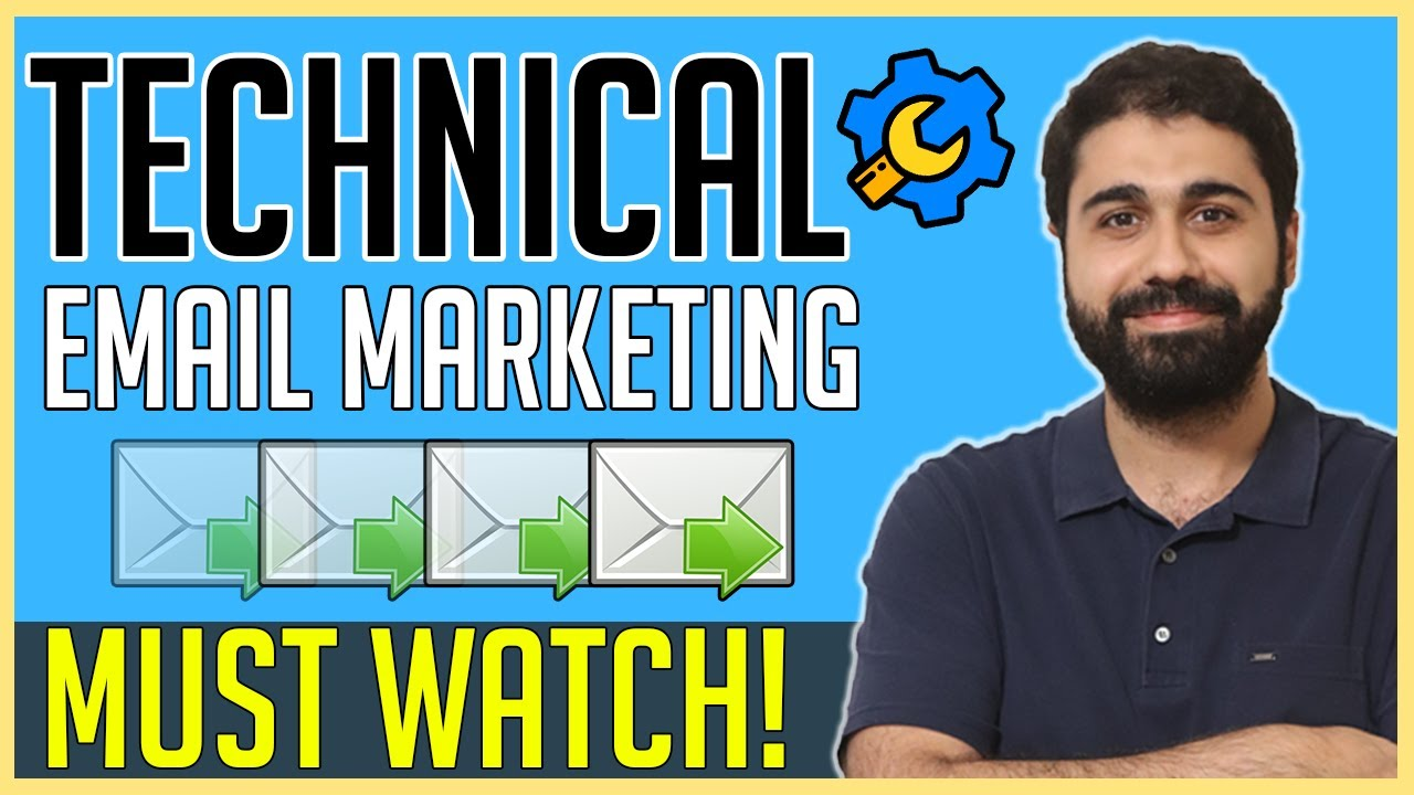Technical Email Marketing in 10 Minutes | Email Marketing Tips | Must Watch!