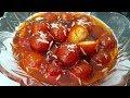 Easy Gulab Jamun Recipe With Gulab Jamun Mix | Simple Recipe