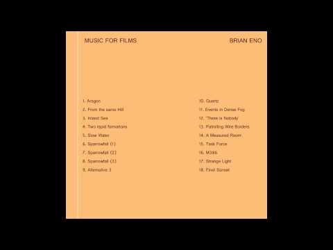 Brian Eno - Music for Films (Full Album)