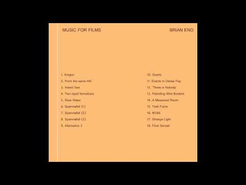 Brian Eno - Music for Films (Full Album)