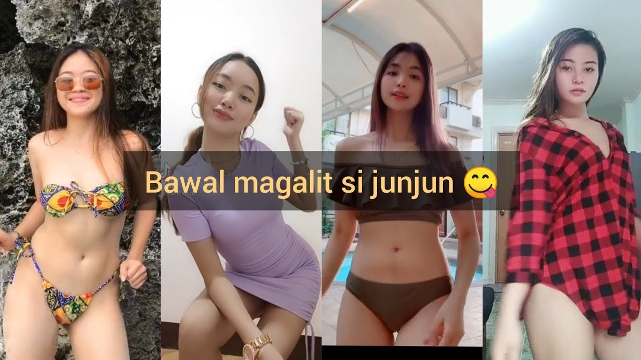 Sexy and hot pinay dance tiktok challenge compilation 2021