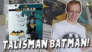 Talisman Batman   YYYEEEEAAAAAHHH!