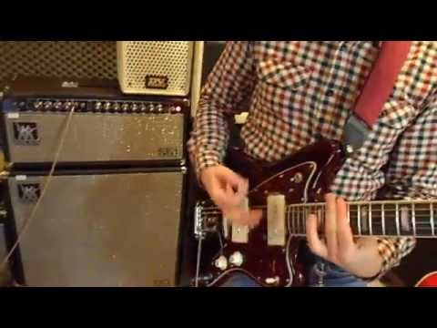 Fender - Troy Van Leeuwen Jazzmaster Soundcheck